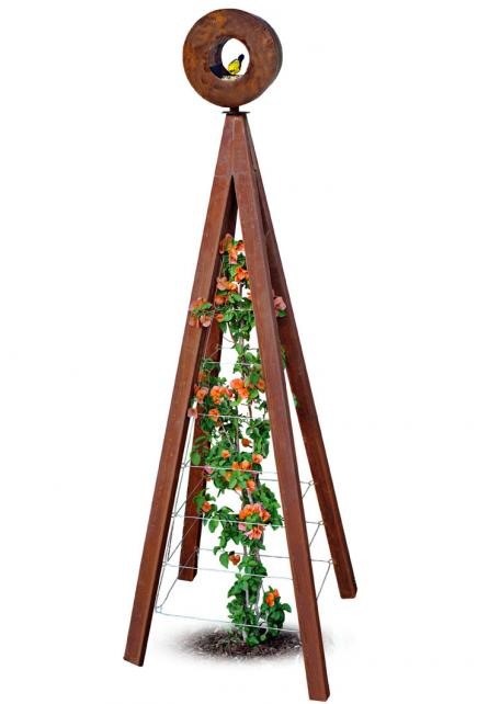 Vertical garden: Tuteur