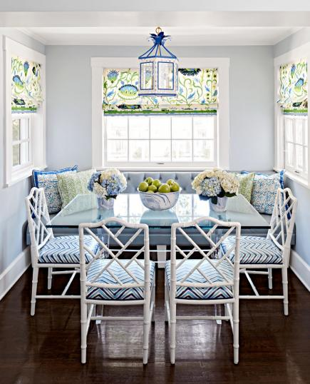 Kitchen Peninsula Banquette: 7 Ideas For Kitchen Banquettes