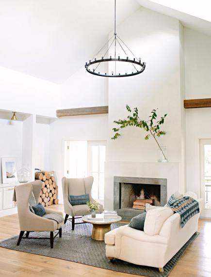 Pfeiffer living room