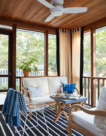 screen porch - Porch Ideas