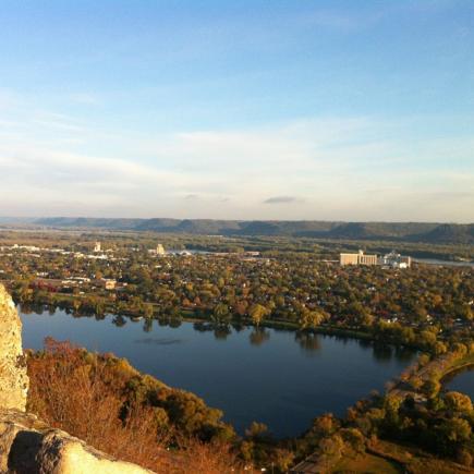 Garvin Heights Overlook