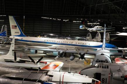 Air Force One Dayton