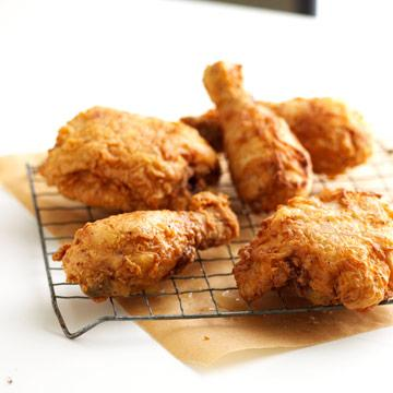 Old-Time Fried Chicken