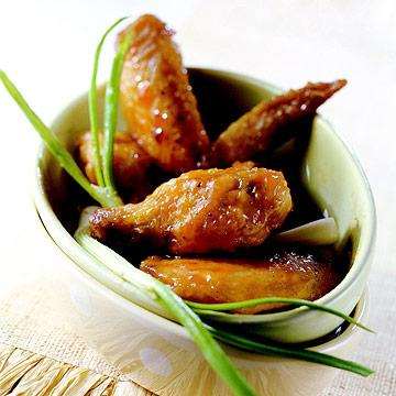 Sweet and Sour Chicken Wings recipe