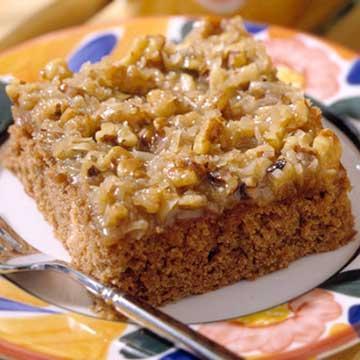 Prairie State Oatmeal Cake