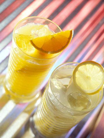 Lemon-Orange Shakeups