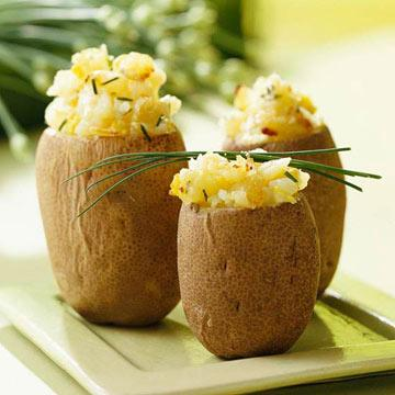 40 delicious easter recipes midwest living easter egg potatoes forumfinder Image collections