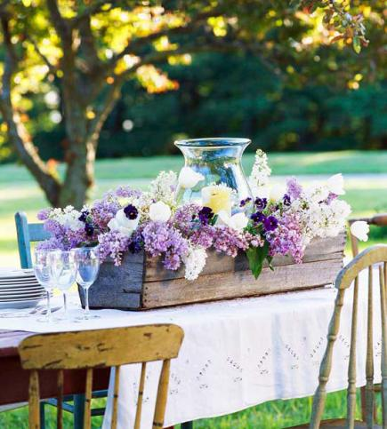 Spring Table Decorations 50 easy spring decorating ideas | midwest living