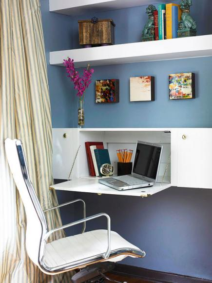 hideaway home office.  office hideaway desk and home office