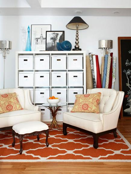 Creating office space Bedroom Basement Office Midwest Living 20 Ways To Create Home Office Space Midwest Living
