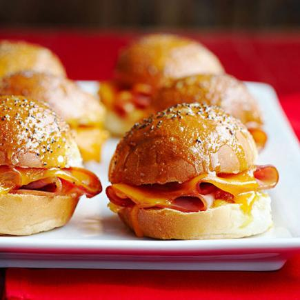 Ham Sliders