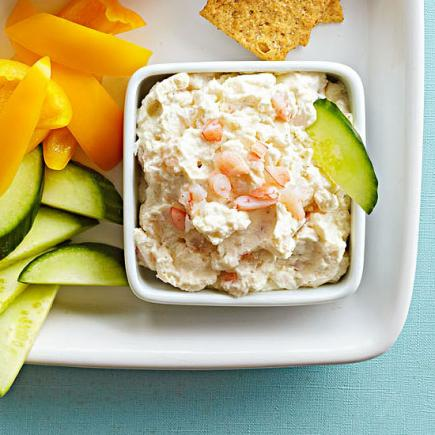 Garlic Shrimp Dip