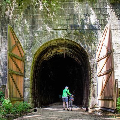 Elroy Sparta Trail