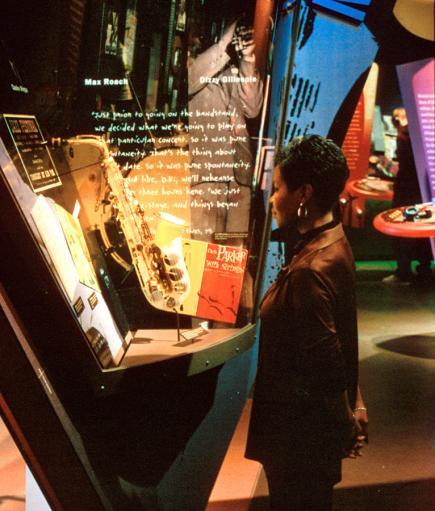 American Jazz Museum'