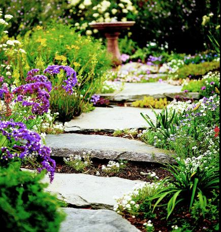 9 ways to create a garden path midwest living workwithnaturefo