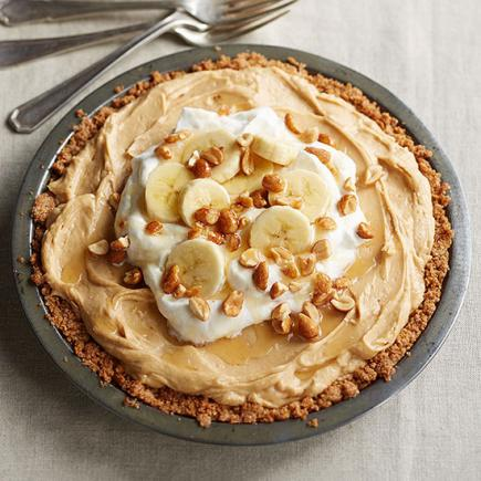 Banana and Peanut Butter Pie