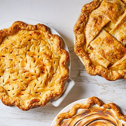 Best-Ever All-Butter Pie Pastry
