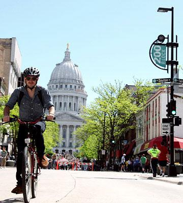 Things to Do in Madison--Outdoor adventures