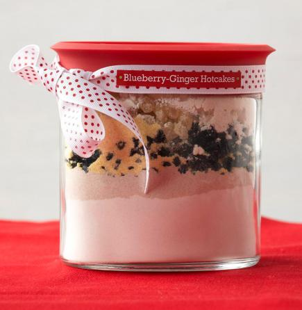 Homemade christmas gifts mixes