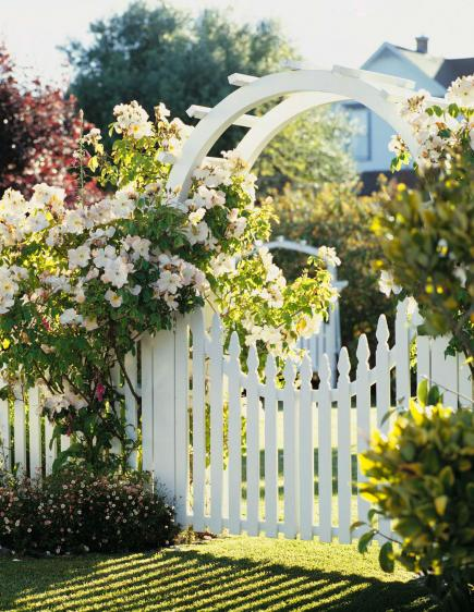 Garden Gate Ideas a garden through a porthole Great Garden Gate Ideas