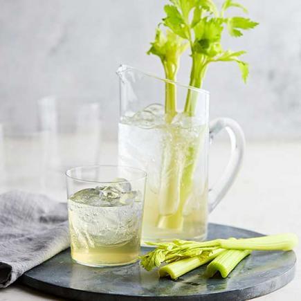 Celery Syrup