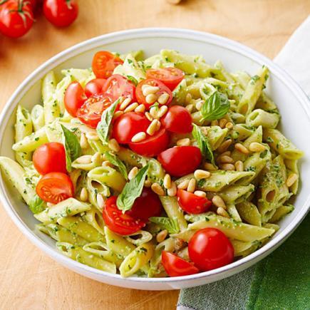 Pasta salad recipe for 20