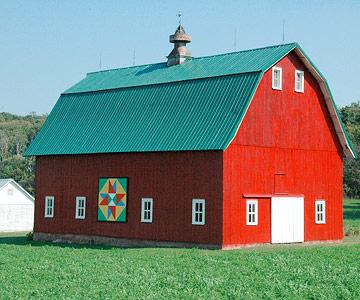 11 Barn Quilt Trails To Explore Midwest Living