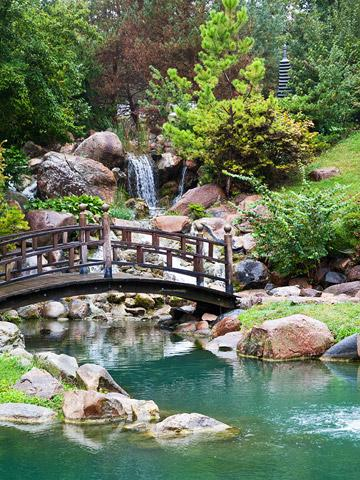 Charmant Iowa: Dubuque Arboretum And Botanical Gardens