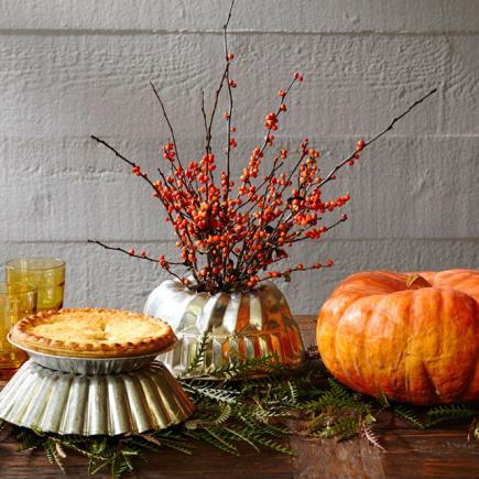 Thanksgiving Centerpiece Part 6