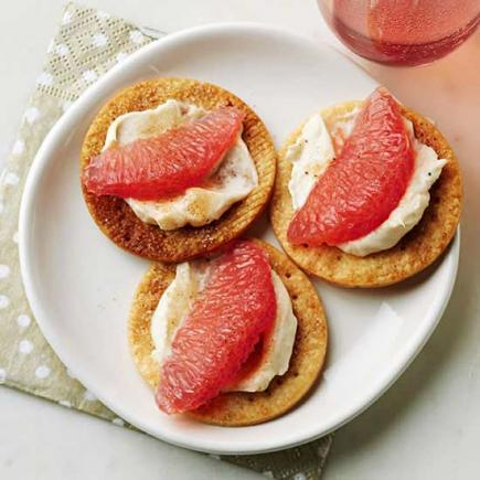 Grapefruit Tartlets