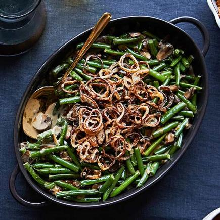 Can-Don't Green Bean Casserole