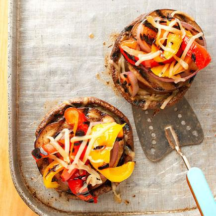 Grilled Portobellos