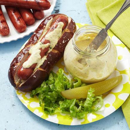 Horseradish-Mustard Mayonnaise
