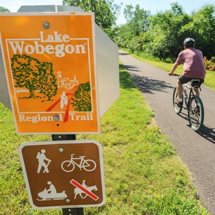 Lake Wobegon Trail Bikers