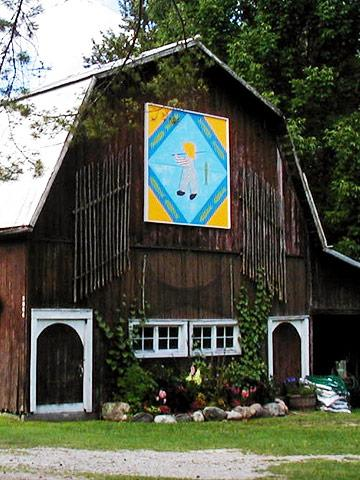 11 Barn Quilt Trails to Explore | Midwest Living : quilt barn trail - Adamdwight.com