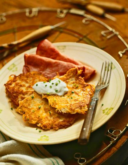 25 fun st patricks day recipes midwest living boxty and colcannon forumfinder Images