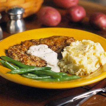 Devils' Pool Chicken-Fried Steak