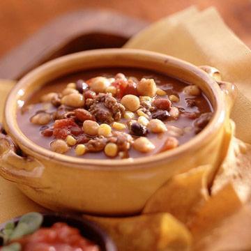 Aunt Bonnie's Taco Soup recipe