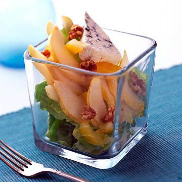 Winter Pear Salad