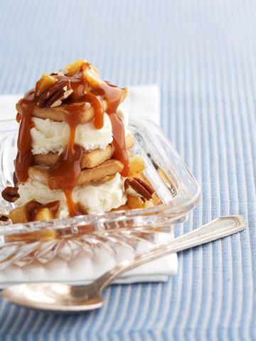 Ice Cream Sandwich Sundaes recipe