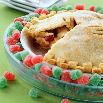 christmas apple pie - Christmas Pies