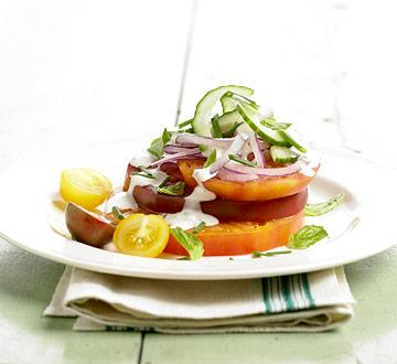 Super-Simple Tomato Salad