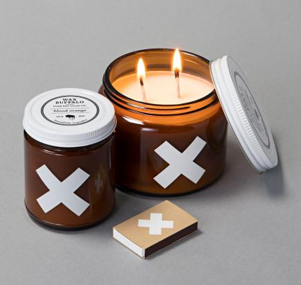 the X candle