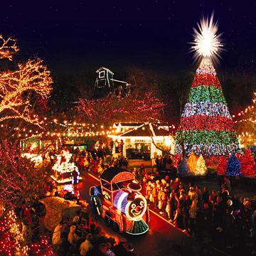 Branson, Missouri - 10 Perfect Christmas Shopping Getaways Midwest Living