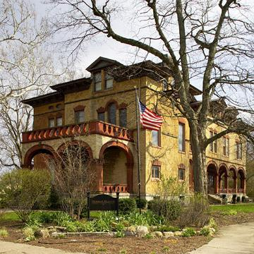 Vrooman Mansion