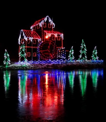 Landscape Lighting Omaha: 30 Great Places To See Holiday Lights