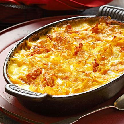 45 easy potluck recipes midwest living hash brown casserole forumfinder Images