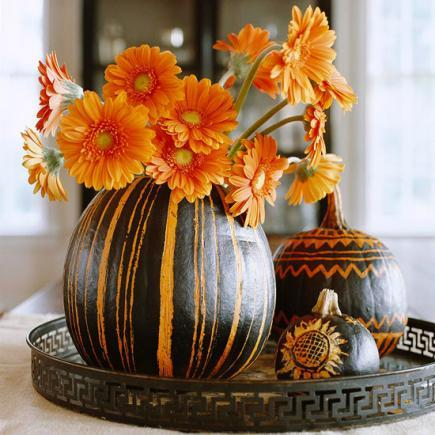 black magic - Pumpkin Decor