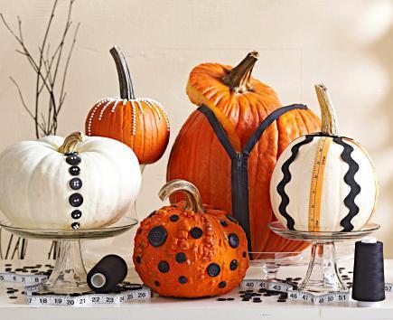 sew fun - Pumpkin Decorations