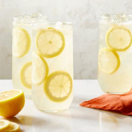 Sparkling Vanilla Lemonade